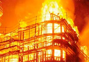 Fire design of steel structures, ECCS course